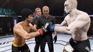 Bruce Lee vs. Borderlands (EA Sports UFC 2)
