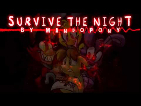 """Survive the night"" Five nights at Freddy's song by Mandopony (10 hours)"