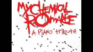 My Chemical Romance - Famous Last Words (Piano tribute)
