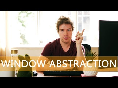 Window Abstraction and GLFW | Game Engine series