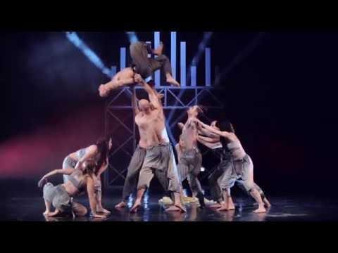 Spektakl akrobatyczno-taneczny PROMETEUSZ