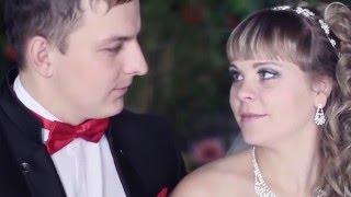 Красивый Свдебный клип Владимира и Ольги