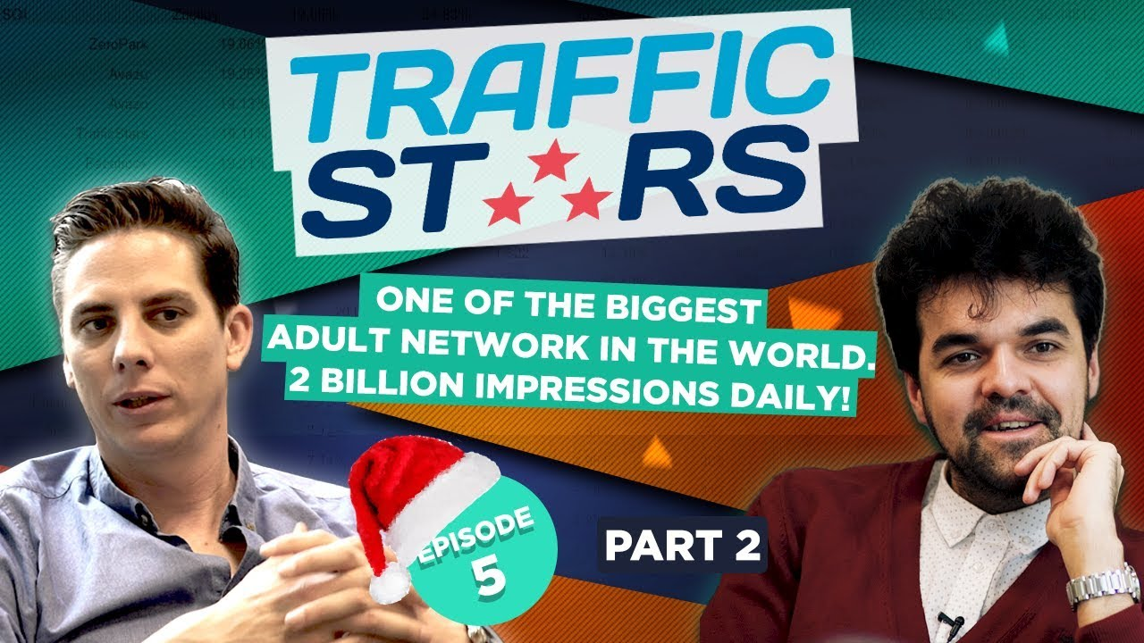 TrafficStars – ad network with 2 billion impressions daily! Part 2