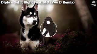 Baixar Diplo - Get It Right Feat. MØ 中文CC歌詞 (Yvo D Remix)