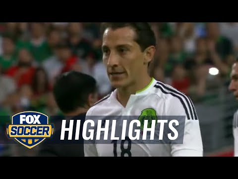 Mexico vs. Uruguay | 2016 Copa America Highlights