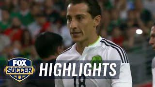 Mexico vs. Uruguay | 2016 Copa America Highlights