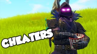CHEATERS AND BOOTERS EXPOSED!! (Fortnite Battle Royale)