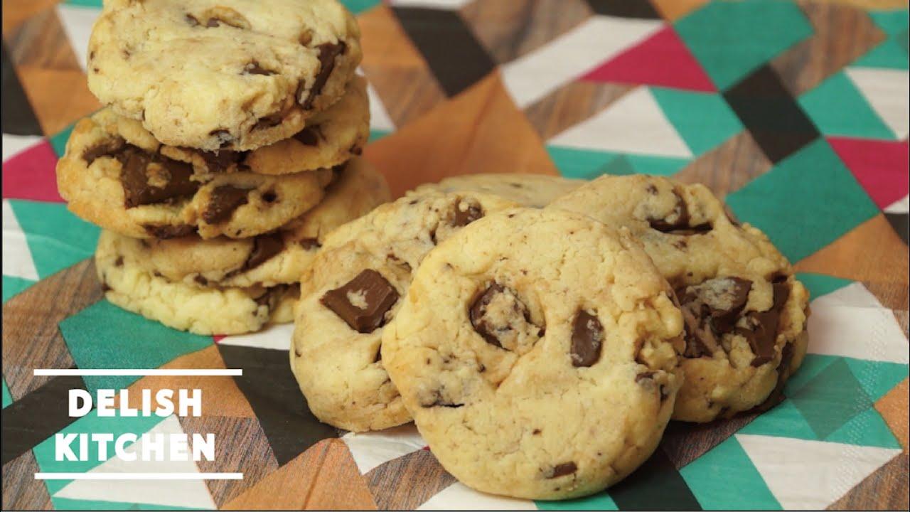 レシピ クッキー チョコ チップ