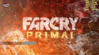 FARCRY PRIMAL | Gameplay PC | High settings | FX 8350 | GTX 960 G1 4GB | 60FPS