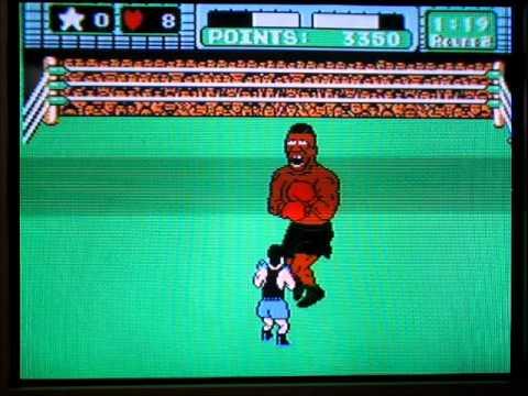 The Dream Fight - Little Mac vs. Mike Tyson - YouTube