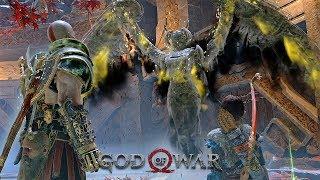 СРАЗУ ТРИ ВАЛЬКИРИИ ► God of War #26