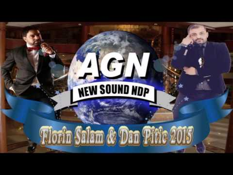 FLORIN SALAM & DAN PITIC - EU DE FEL SUNT NOROCOS HIT 2015 OFFICIAL AUDIO