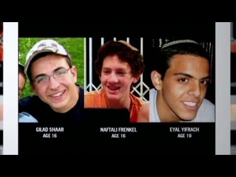 Israel still blames Hamas for deaths of three teens