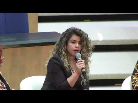 Aya Chebbi - Opening Panel at SDG Global Festival Of Action