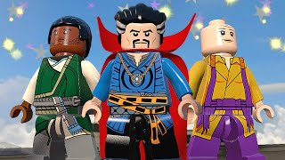ДОКТОР СТРЭНДЖ в LEGO Marvel's Avengers!