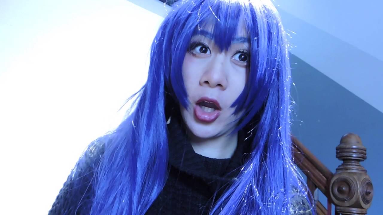 Cosplay Makeup Tutorial Umi Sonoda Lovelive - YouTube