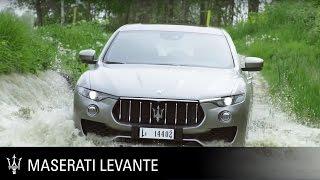 شاهد: مازيراتي تستعرض قدرات وقوة ليفانتي SUV الجديدة