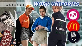 Making Workwear Uniforms Fashionable | ZULA Altered | EP 6