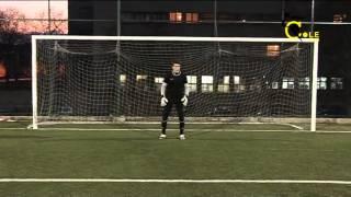 RASTKO SULJAGIC GOALKEEPER TRAINING Junior goalkeeper training at Viborg Koceic academy