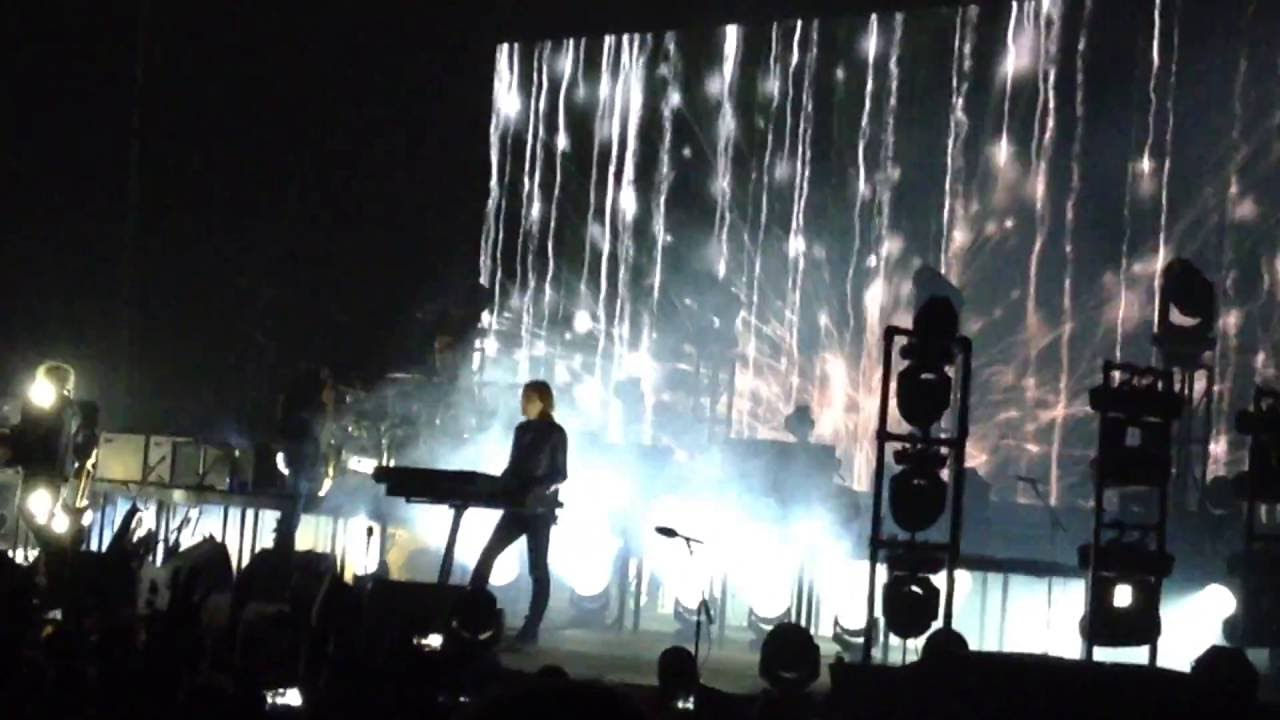 THE CURE LIVE Plainsong - Vector Arena, Auckland - 21 July 2016