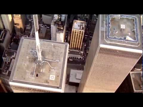 9/11 Now & Then - World Trade Center Attacks Freedom Tower 1 WTC