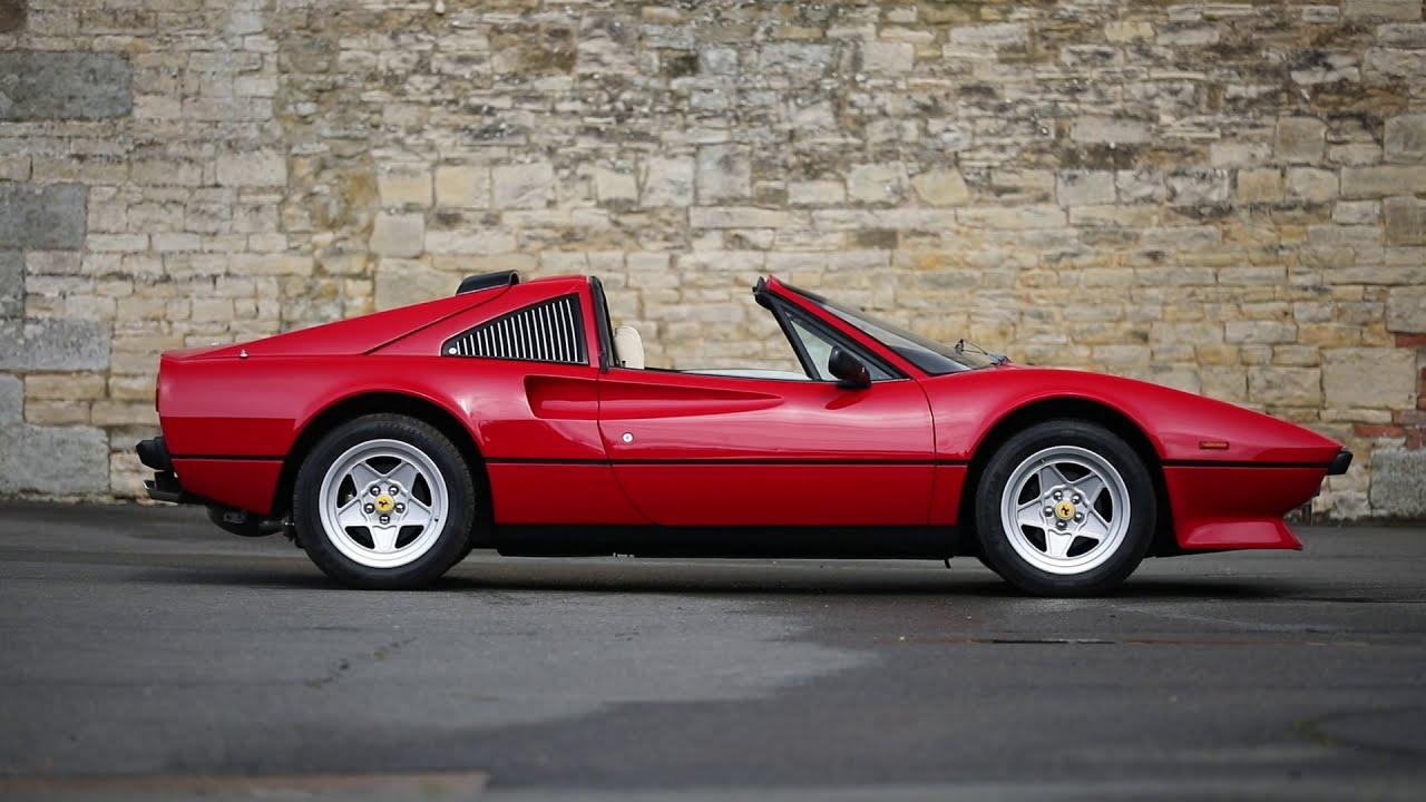 Lot 506 1985 Ferrari 308 Gts Qv Youtube