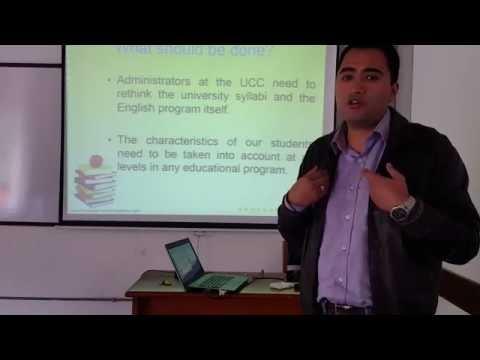 Presentation Bilingualism Jairo Galeano