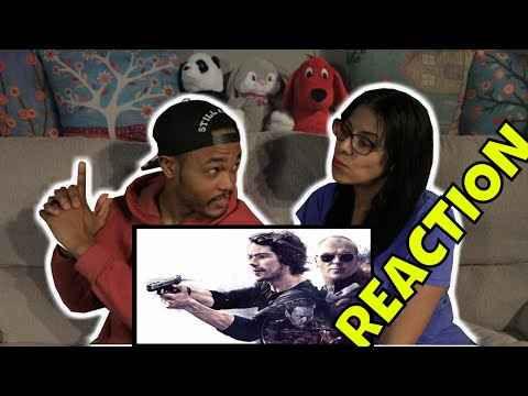 Thumbnail: AMERICAN ASSASSIN Red Band Trailer (REACTION)