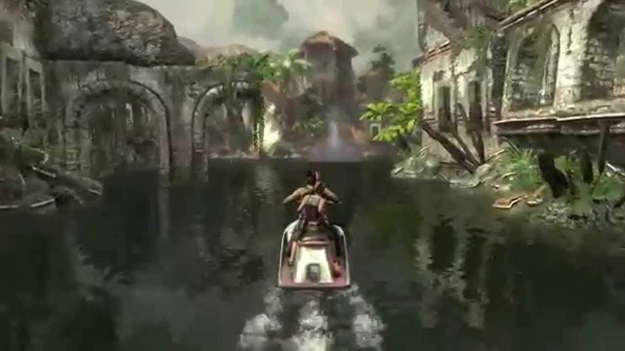 Uncharted 1 The Nathan Drake Collection 5 Youtube