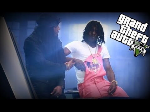 Chief Keef - Superheroes (GTA5 Music Video)