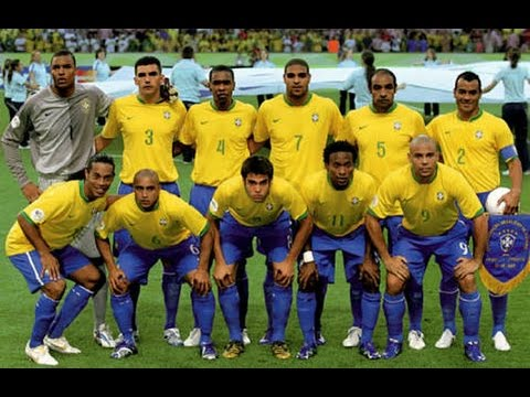 Brazil Team Magic - 2006 (HD)