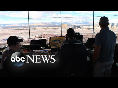 Air traffic controllers union: Workers are at a 'breaking point'