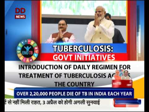 Tuberculosis: Government initiatives