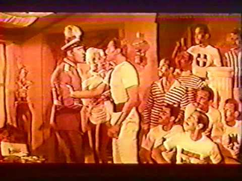 "*Rare* JAYNE MANSFIELD Trailer - ""It Happened In Athens"" (1962)"