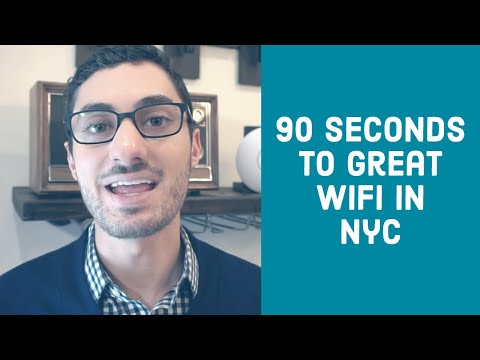 3 Steps To Better Wifi in NYC
