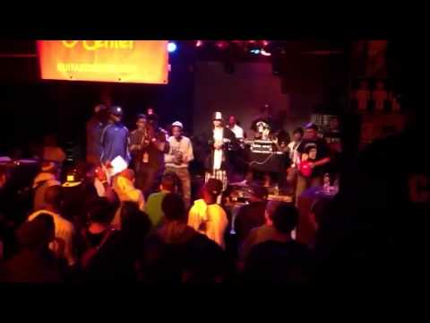 Second Round of BET Freestyle Battle at AC3 Festival in Atl