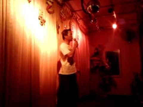 Kluang karaoke uncle