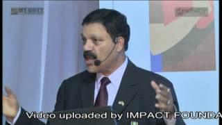 Dr Raghavendra Prasad USA at Khammam IMPACT 2014