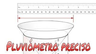 Como hacer bar metro casero franc4152 - Como fabricar un pluviometro ...