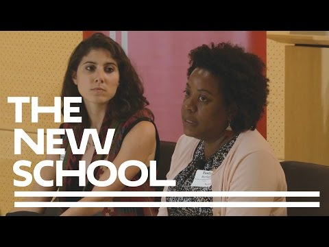 2017 Alumni Day: The Work of Social Justice | The New School