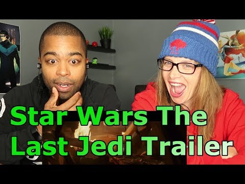 Thumbnail: Star Wars: The Last Jedi Trailer (Official) (REACTION 🔥)