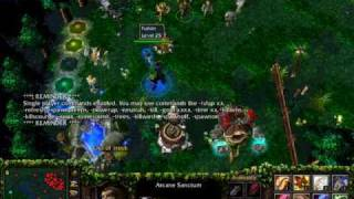 DotA 6.69 Phoenix Secret Mission Guide [VG] J e S s