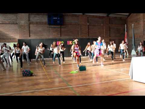 Iko-Iko Just Dance 2 - III medios Colegio Carampangue