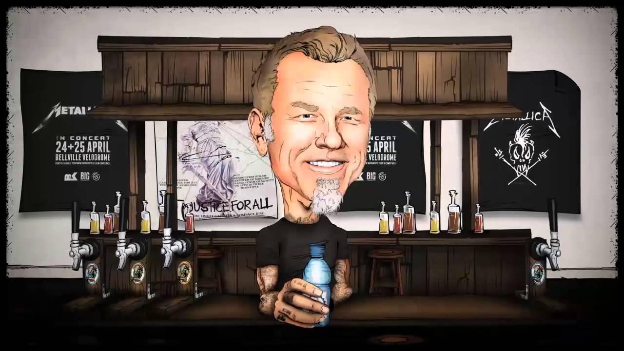 MK Ondergrond, Metallica Interview
