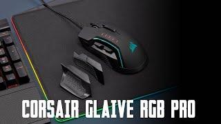 [Cowcot TV] Présentation souris Corsair Glaive RGB Pro