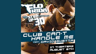 Club Can 39 t Handle Me feat David Guetta