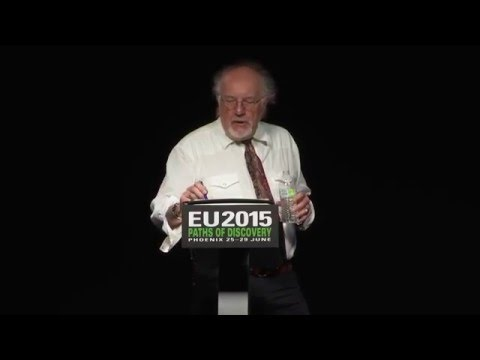 Lowell Morgan: The Physics of Plasmas | EU2015