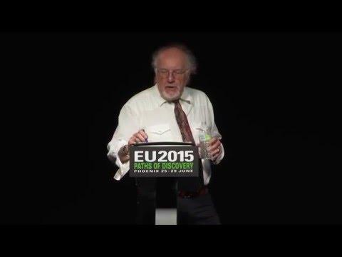 Lowell Morgan: The Physics of Plasmas | EU2015