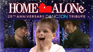 HOME ALONE Dance Tribute - 25th Anniversary | Sugar Plum Fairy Remix