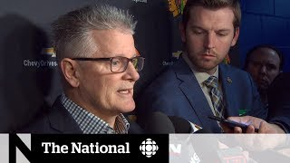 Nhl Coach Marc Crawford Returns After Abuse Allegations